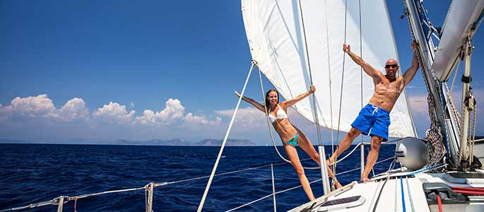 Sail Along Oahu's West Coast