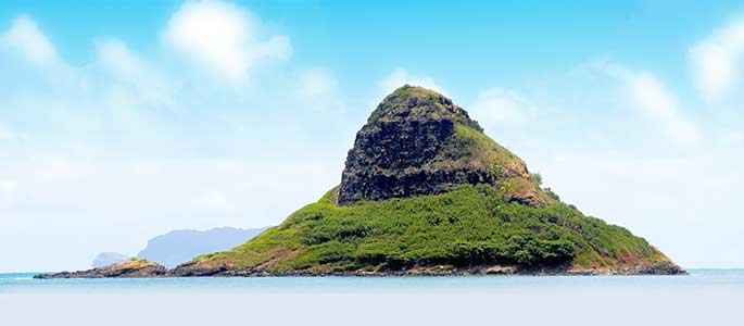 Three Islands Package (4 days Oahu, 3 days Maui, 3 days Big Island)