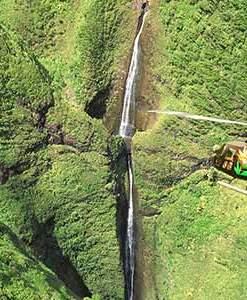 See Sacred Falls – Oahu's Tallest Waterfall