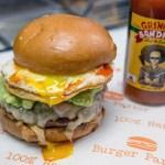 Burger Parlor introduces the Gringo Bandito Tostada Burger