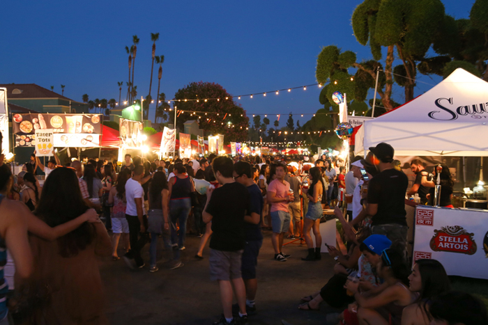 The 626 Night Market Returns To Santa Anita Park