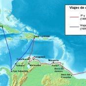 42-Vespucci Sails With Ojeda and Cosa
