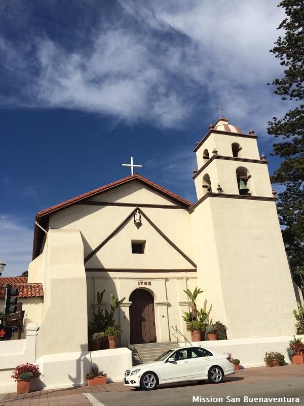 Mission San Buenaventura web