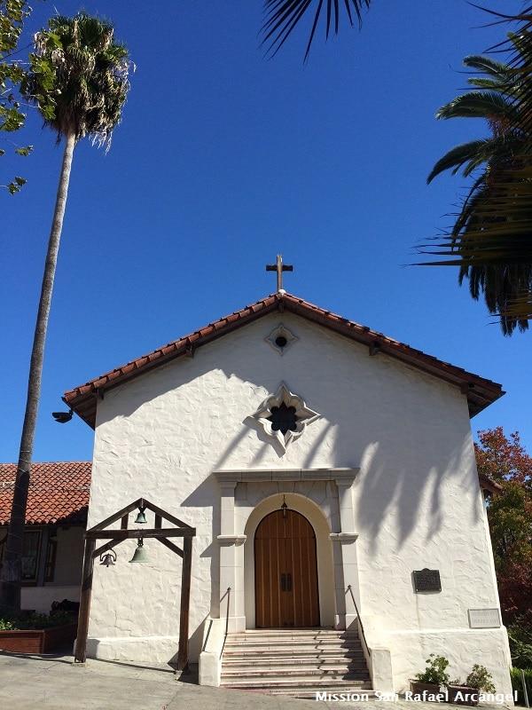 Mission San Rafael Arcangel web