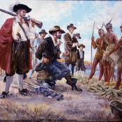 95-John Smith Gathering Provisions