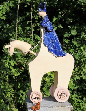 Wooden Horse of Troy?
