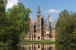 Loppem Castle, Belgium
