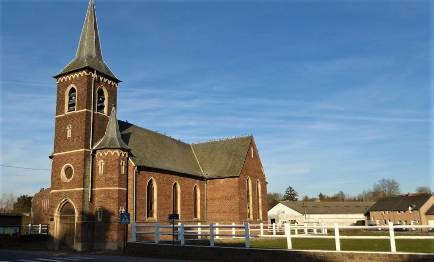 Eglise Orp-Jauche