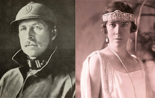 King Albert I and Queen Elisabeth of Belgium
