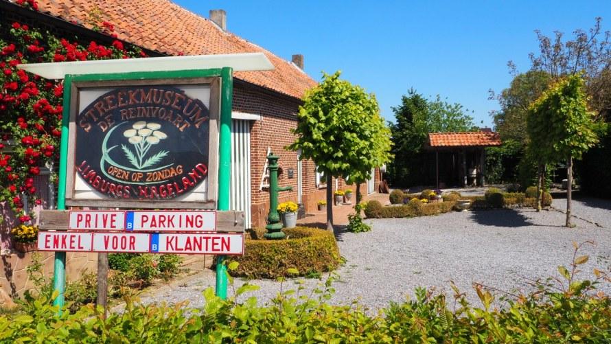 Le musée Reinvoart à Loksbergen