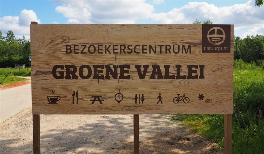 Centre d'accueil des visiteurs de Green Valley Kortenberg