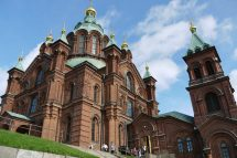 Uspenski Orthodox Cathedral Helsinki - Discovering Finland