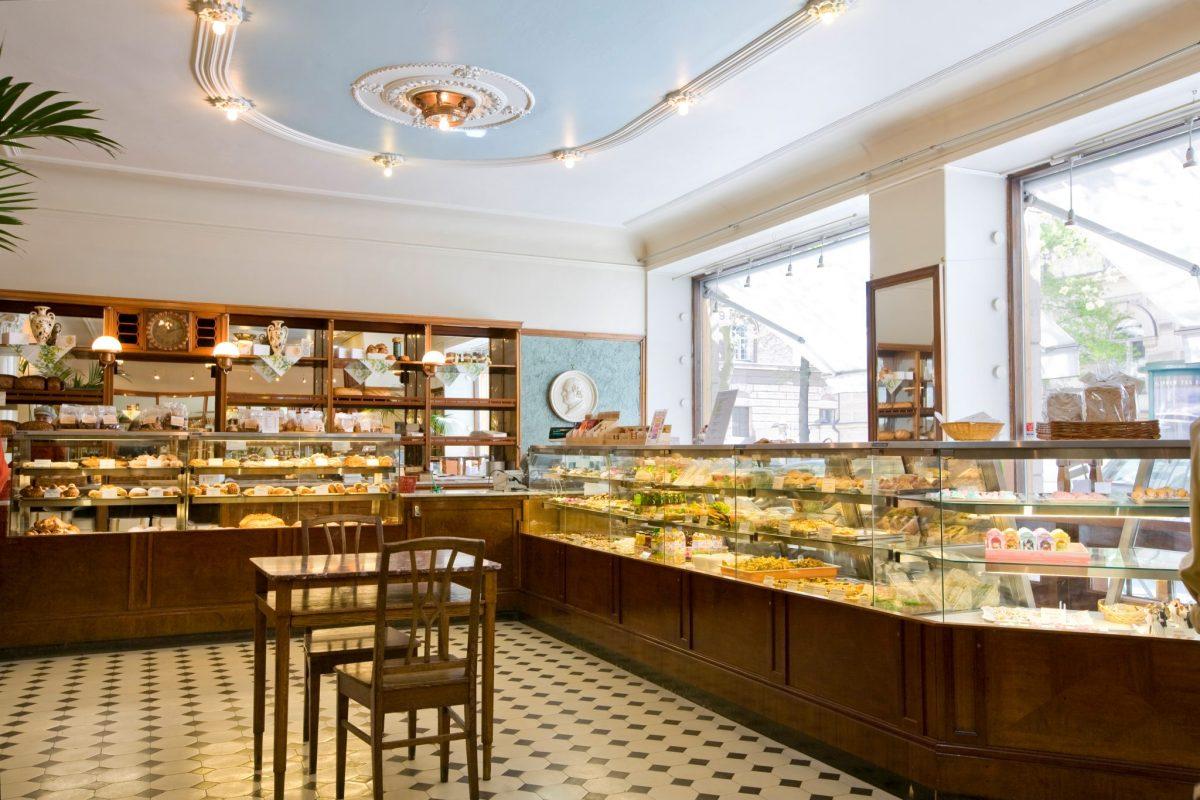 Cafe Ekberg Helsinki  Discovering Finland