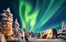 Igloo Villages & Northern Lights Igloos In Finland Lapland