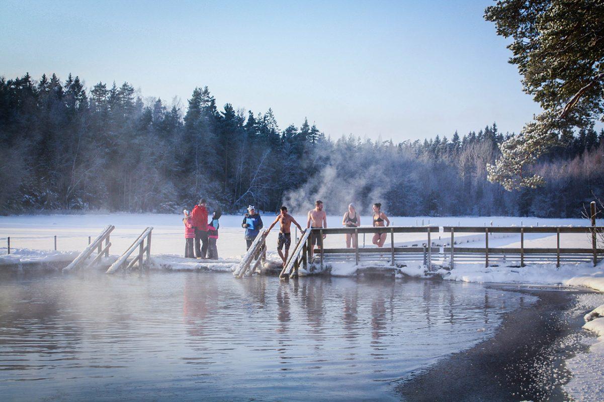 Vantaa Outdoor Centre  Kuusijrvi Vantaa  Discovering