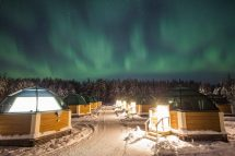 Arctic Snowhotel Sinett - Discovering Finland