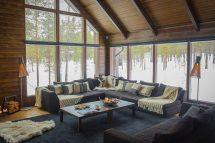 Levi Spirit Villas - Luxury Accommodation In Kittil