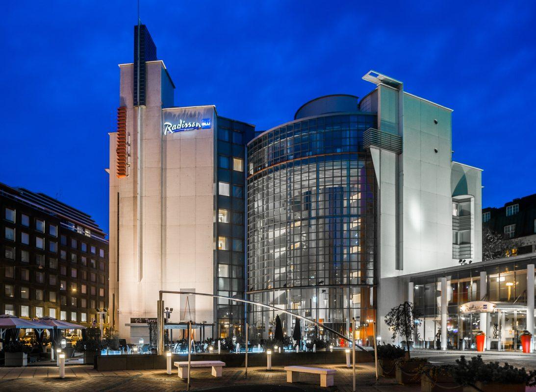 Radisson Blu Royal Hotel Helsinki Helsinki  Discovering