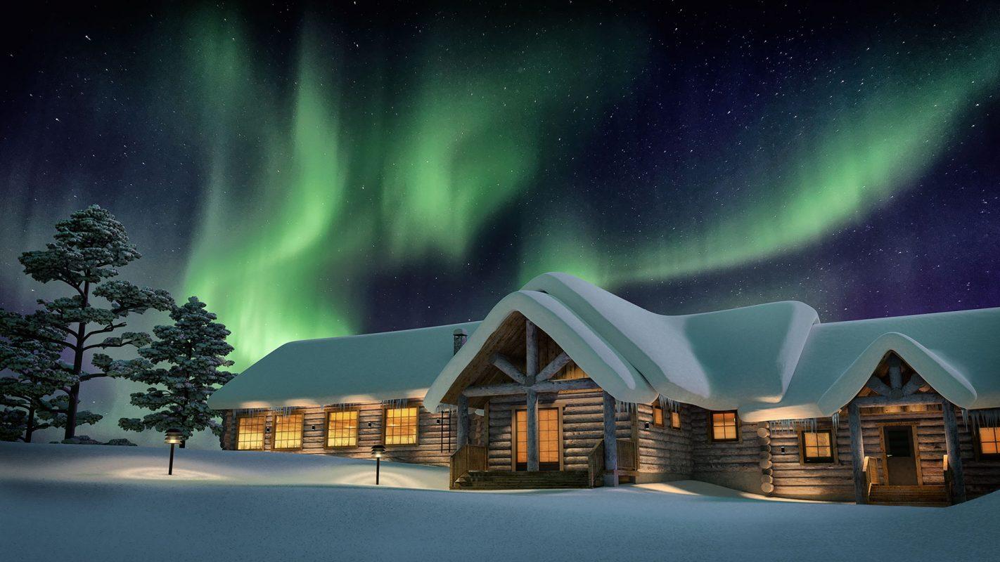 Wilderness Hotel Nellim Inari  Discovering Finland