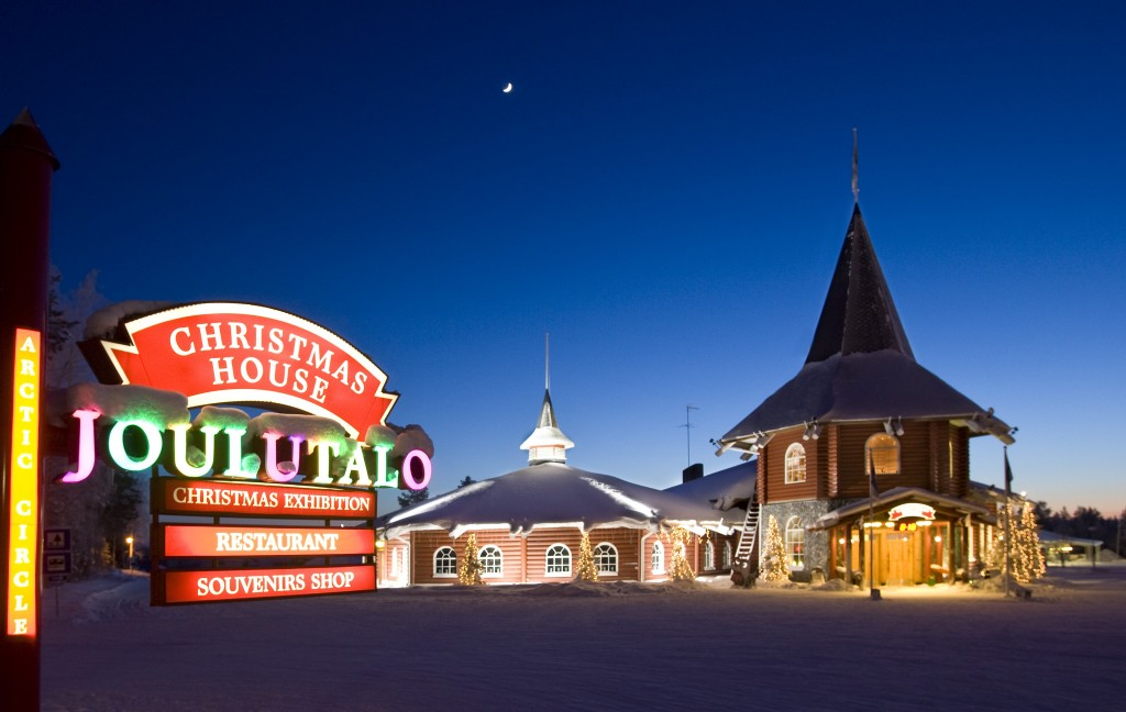 Rovaniemi Attractions Ten Top Tourist Attractions In