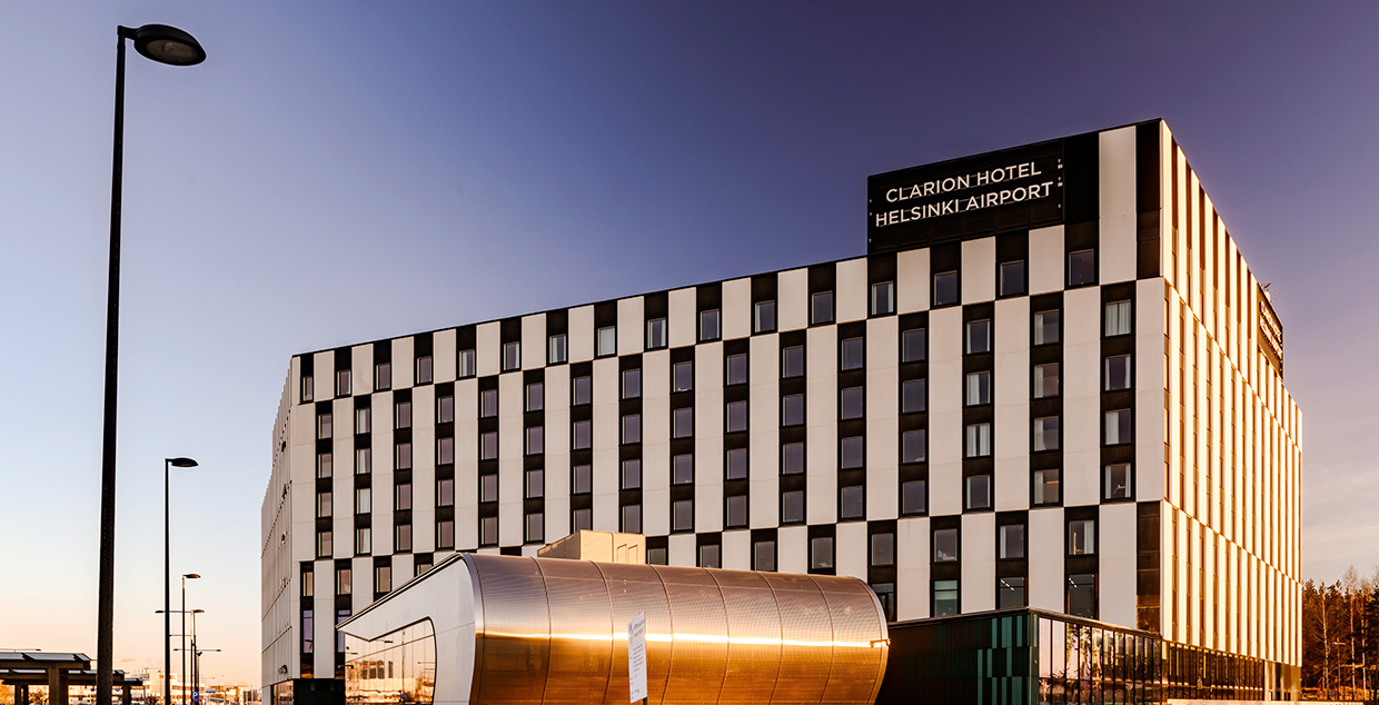 Clarion Hotel Helsinki Airport Vantaa  Discovering Finland