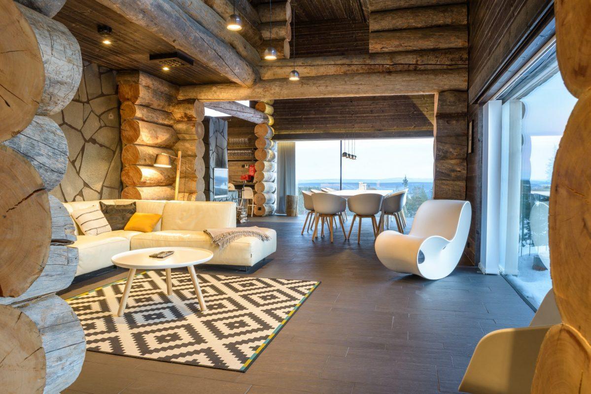 Levi n Sky Luxury Villa Kittil  Discovering Finland