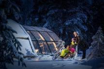 Hotel Ilveslinna Lapland Igloo - Discovering Finland