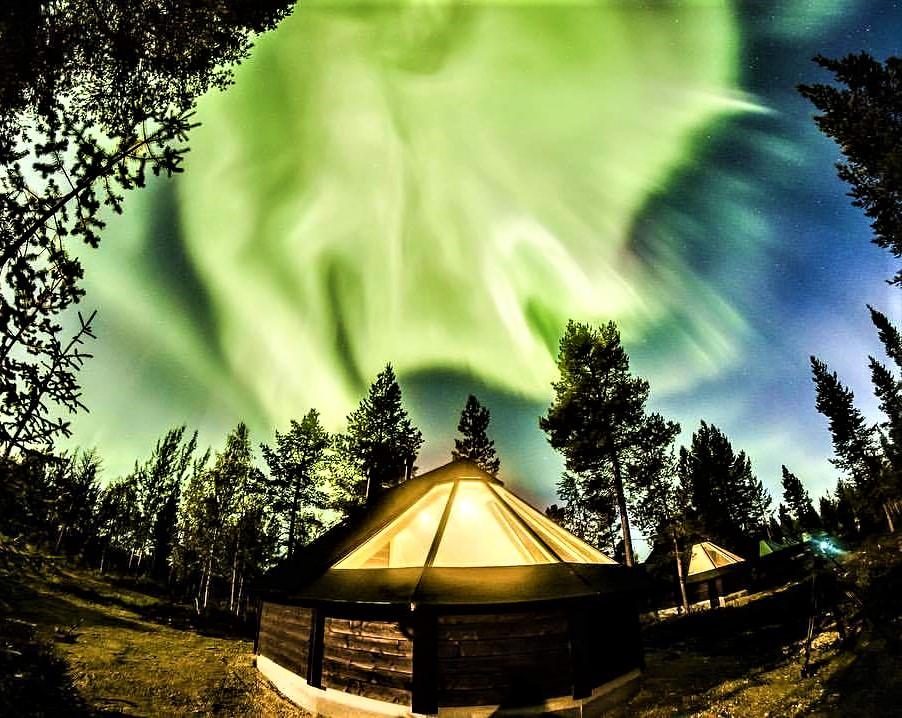 Aurora Village Ivalo IVALO  Discovering Finland