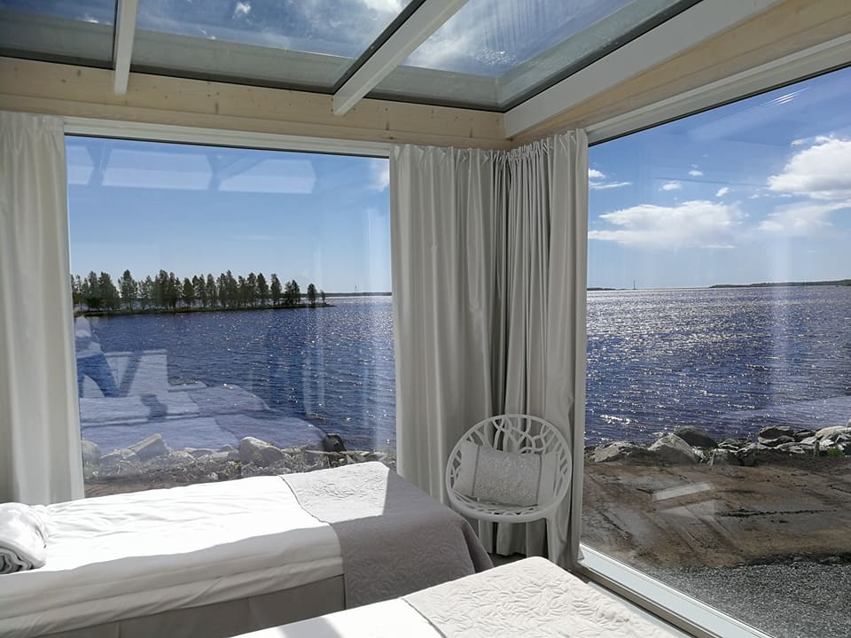 Kemi Seaside Glass Villas Kemi  Discovering Finland