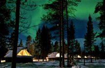 Aurora Village Ivalo - Discovering Finland