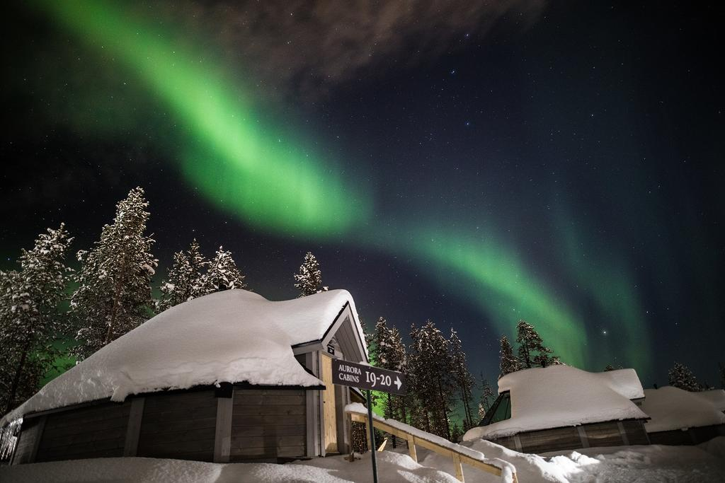 Northern Lights Village Resort Saariselk Inari