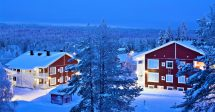 Lapland Hotels Shotelli - Discovering Finland
