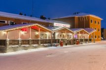 Visit Inari Safaris & Acommodation Hotel Cabins