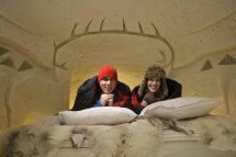 Guided Winter Tours In Rovaniemi - Taxari