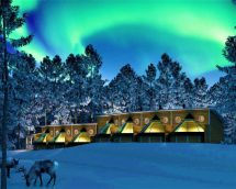 Pyh Igloos - Discovering Finland