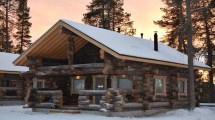 Wilderness Hotel Inari Accommodation Saariselk