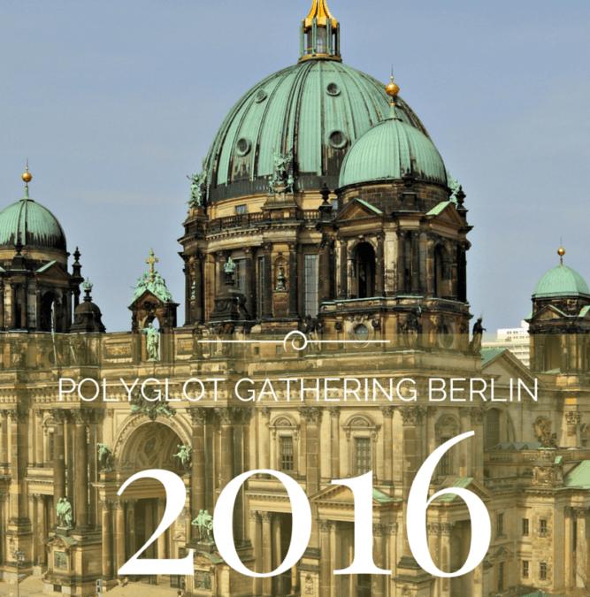 Polyglot Gathering Berlin 2016: Recap