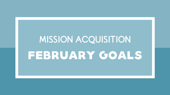 Mission Acquisition February 2018