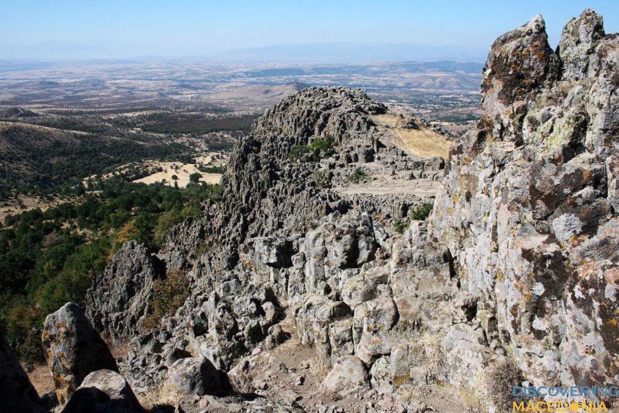 kokino observatory in macedonia
