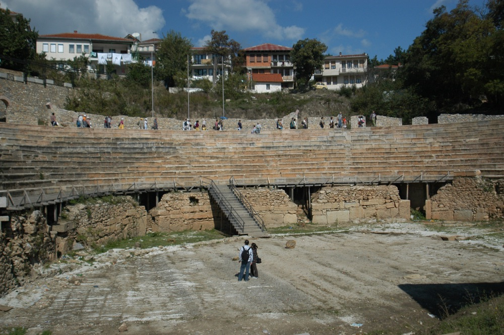 Ohrid Summer Festival Antique Theater