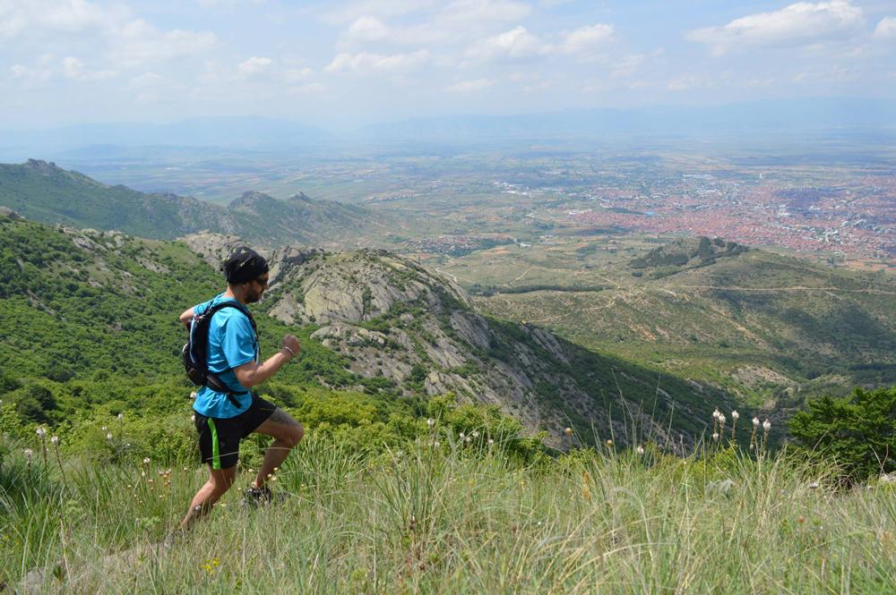 Momata Rock Trail Prilep Macedonia