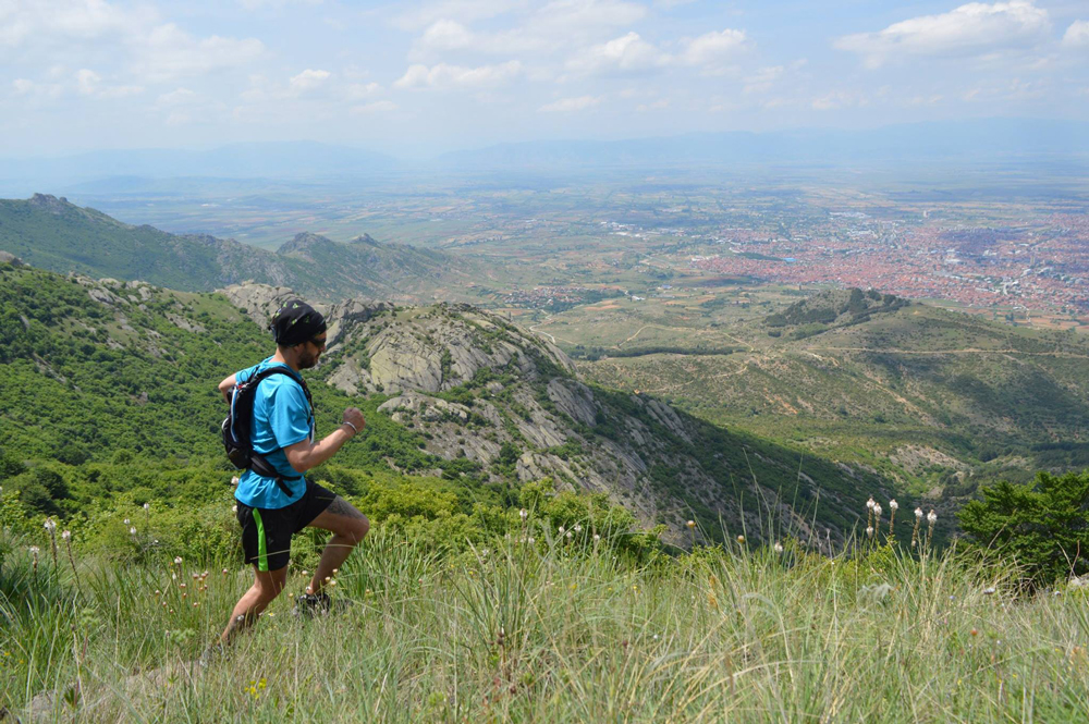 Momata Rock Trail Prilep Macedonia