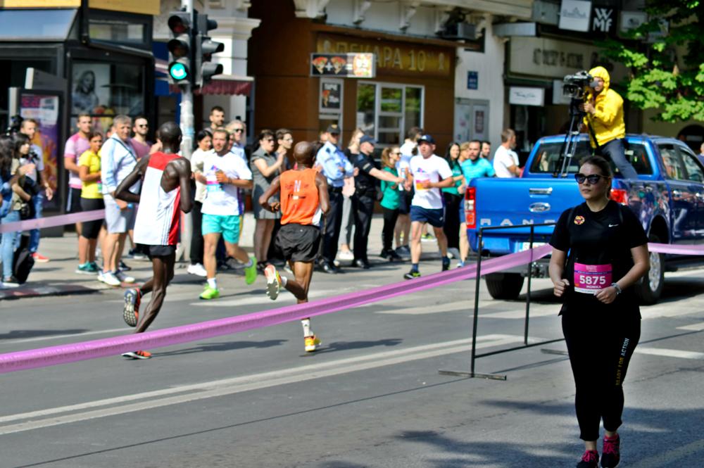Runners Skopje Wizz Air Marathon