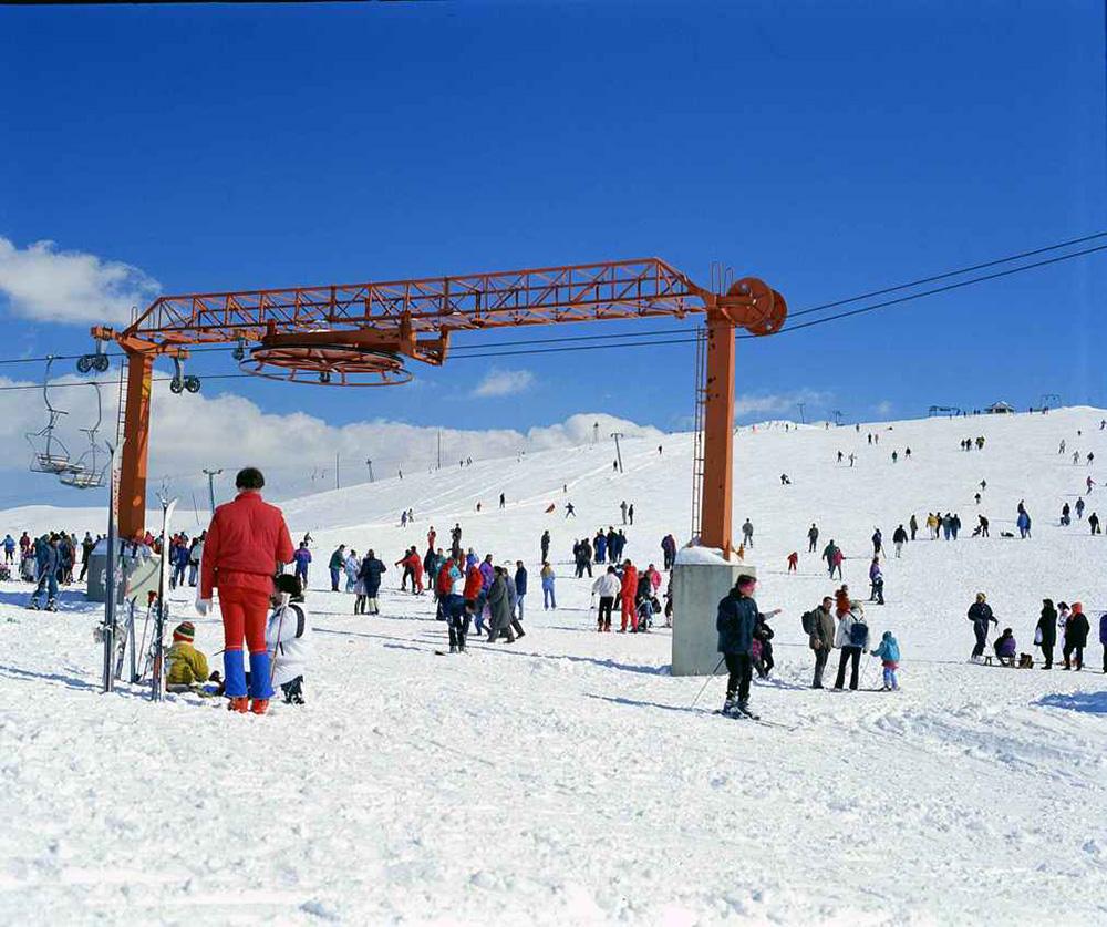 Mavrovo Winter Skiing Macedonia 2