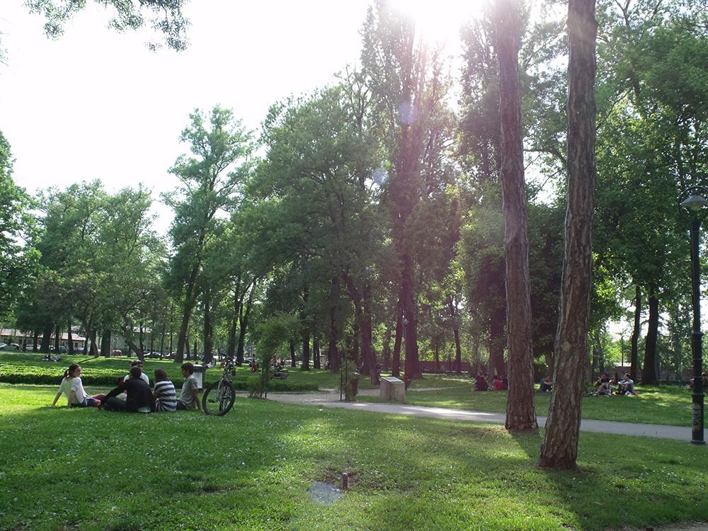 Skopje City Park