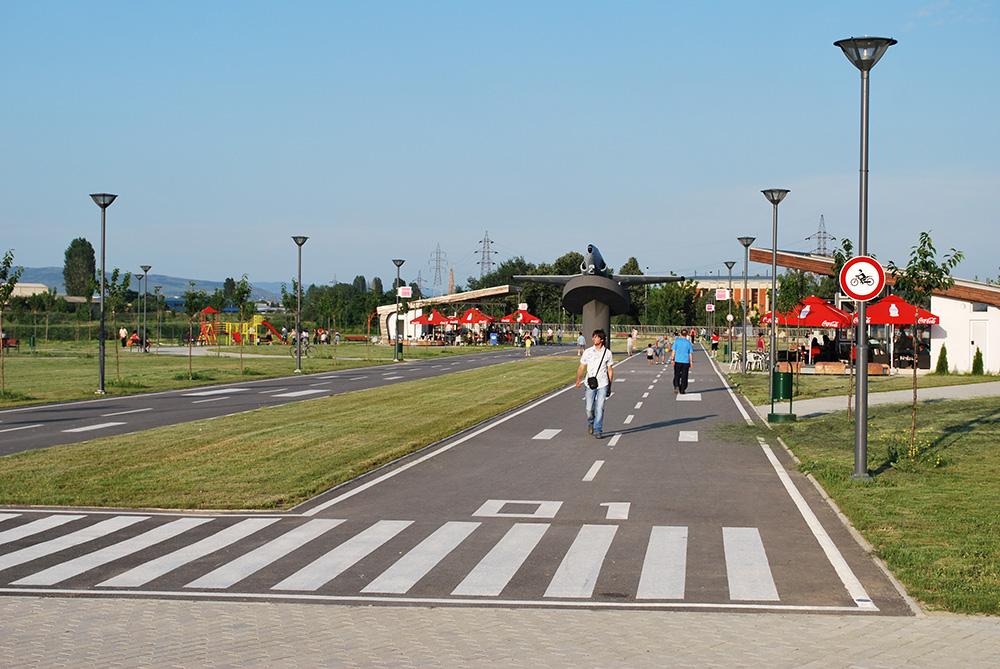 Aerodrom Park Novo Lisice
