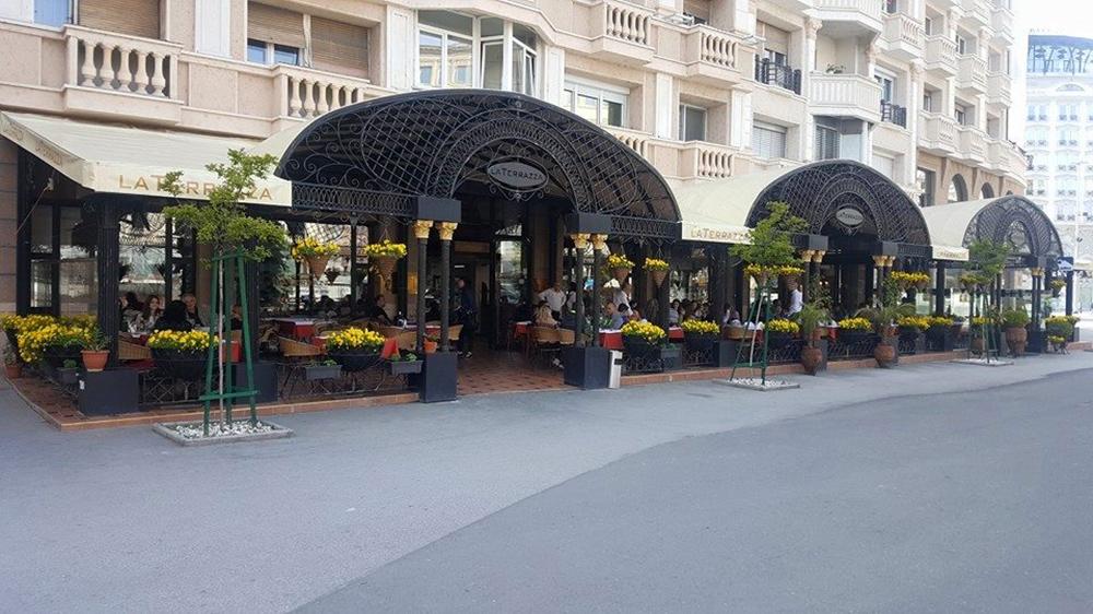 Best restaurants in Skopje - La Terazza