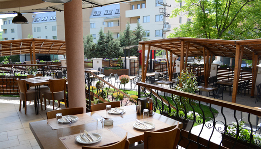 Best restaurants in Skopje