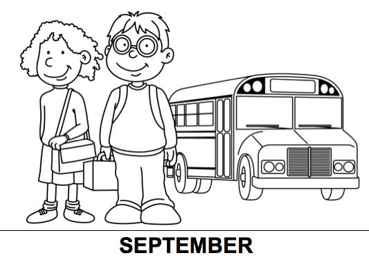 September 2013 Activities Calendars
