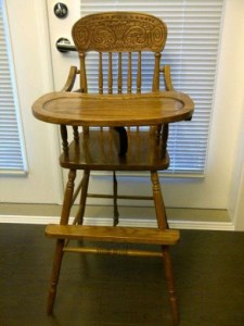 Project High Chair